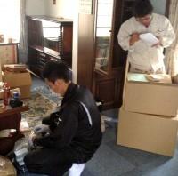 遺品整理|室蘭・登別・伊達の運送や引越、一軒家や部屋の片付けと遺品整理、ピアノなどの大型品移動の室蘭なんでも運送