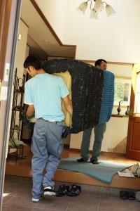 大型品の運送|室蘭・登別・伊達の運送や引越、一軒家や部屋の片付けと遺品整理、ピアノなどの大型品移動の室蘭なんでも運送